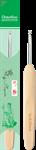 ChiaoGoo - Крючок металл с бамбуковой ручкой