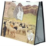 Lana Grossa - сумка Alpaca klein (36х12,5х29см).