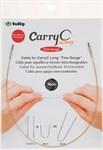 """Tulip - Тросик для съемных спиц CarryC Long """"Fine Gauge""""."""